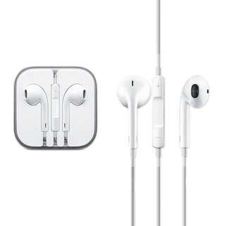 🔥Promo Original Apple EarPods with 3.5mm Strong Bass Headphone jack earphone earpiece