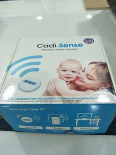 Cadi.sense wireless thermometer