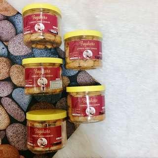 Bagakeño Cashew Curly Cookies