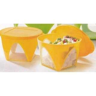 Tupperware outdoor bowl (2) 1.5L