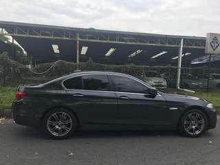 BMW F10 523i CONTINUE LOAN/SEWA BELI MORE DETAILS Klik : wasap.my/+60183626304(AMY)