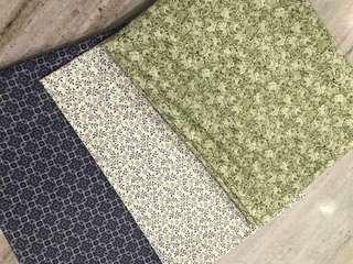 Fabrics for craft work