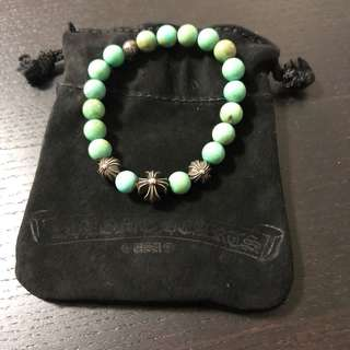 Chrome hearts beads bracelet