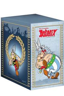 The Complete Asterix Bookset (35 Titles)