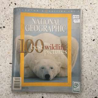 National Geographic 100 Best Wildlife Pictures