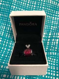 Pandora Disney Mickey love heart cham