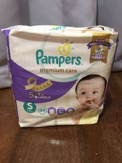 Pampers Premium Care S 24s