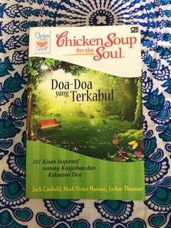 Chicken Soup For The Soul : Doa- doa yang Terkabul