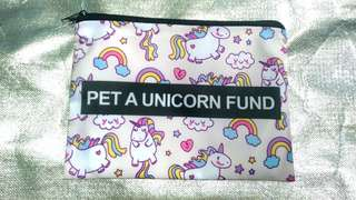 Pouch - Pet a unicorn fund