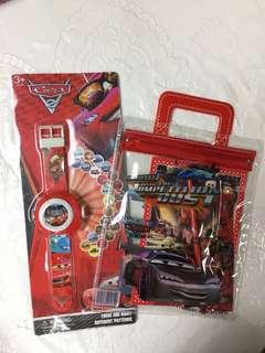 McQueen Cars bundle set