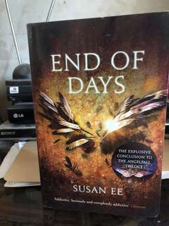 End of Days LAST PRICE!