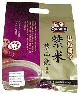 Quaker Purple Yam Cereal Beverage