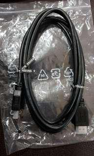 HDMI Cable and AV Cable
