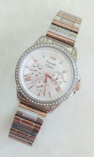 Alexandre Christie Silver-Rosegold