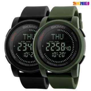 SW275Luxury Digital LED Date Compass Sports Watch