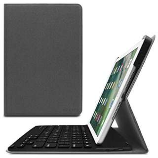 575 Infiland iPad 9.7 2018 2017 Keyboard Case