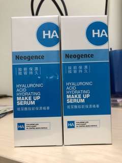 Neogence Hyaluronic Acid Makeup Serum