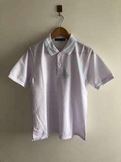 Kaos Kerah Putih (NEW)