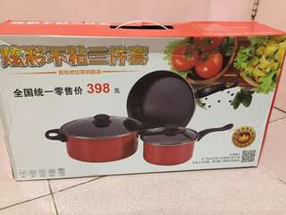 Non stick Cooking pan
