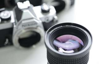 Nikon AI 35-70mm F3.5 恆定光圈 標準變焦 手動鏡