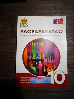 Grade 10 book: Pagpapakatao