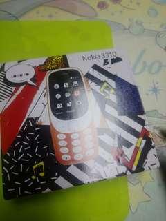 全新Nokia 3310藍色|双咭英文