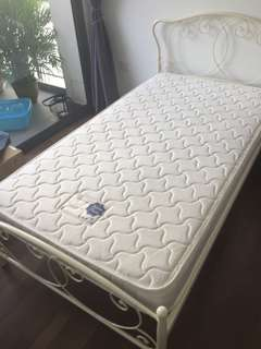 Super single orthopedic mattress
