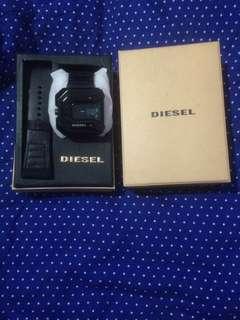 Jam tangan diesel 2 tali