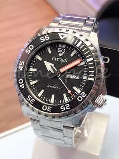 CITIZEN Automatic NH8388-81E (機械自動錶)