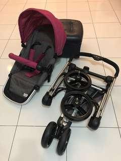 SCR 6 Stroller (2018 model)