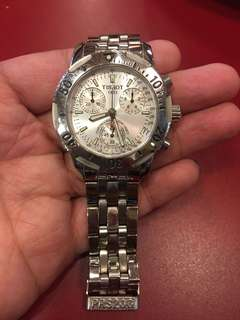 Authentic TISSOT PRS200 watch