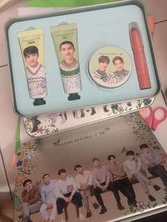 Nature Republic x EXO Limited Edition SET