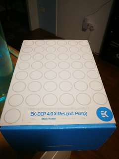 Ek DCP 4.0 Res And Pump