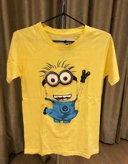 Tshirt bangkok minion