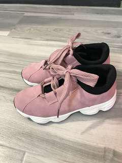 韓風 Dirty pink 波鞋