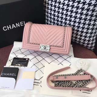 Chanel Leboy boychanel bag