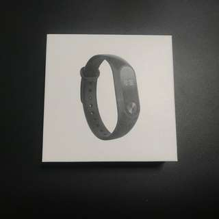 Xiaomi Mi Band 2 with free screen protector