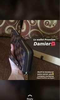 Dompet LV Damier