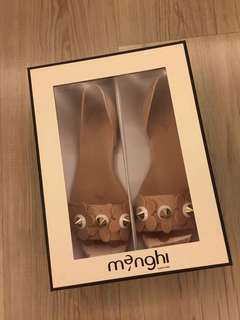Menghi Jelly Shoes Italy