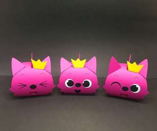 🚚 Pinkfong & Baby Shark Party Decor/ Favor Boxes