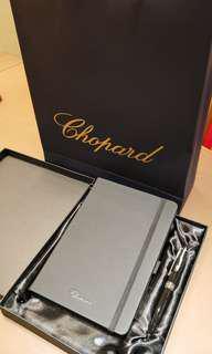 Chopard Noteook & Pen Gift set