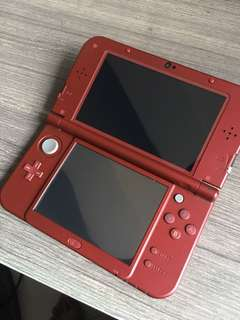 Nintendo 3DS XL + Super Smash Bros
