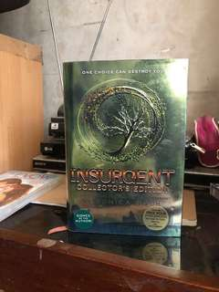 Insurgent LAST PRICE!!! SIGNED