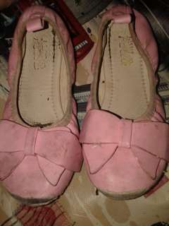pink doll shoes for kids
