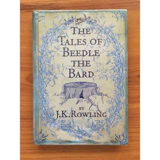[British] The Tales of Beedle the Bard by JK Rowling