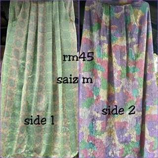 Skirt twist 2 way
