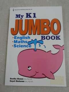 K1 Jumbo all in one book