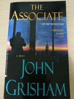 🚚 The Associate - John Grisham