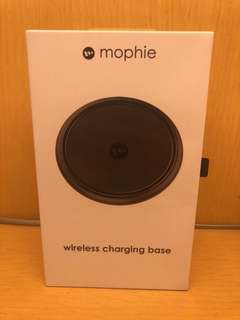 NEW: Mophir Wireless Charging Base