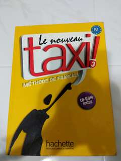 Taxi 3 french class alliance